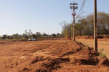 Desapropriação e Liberação de áreas